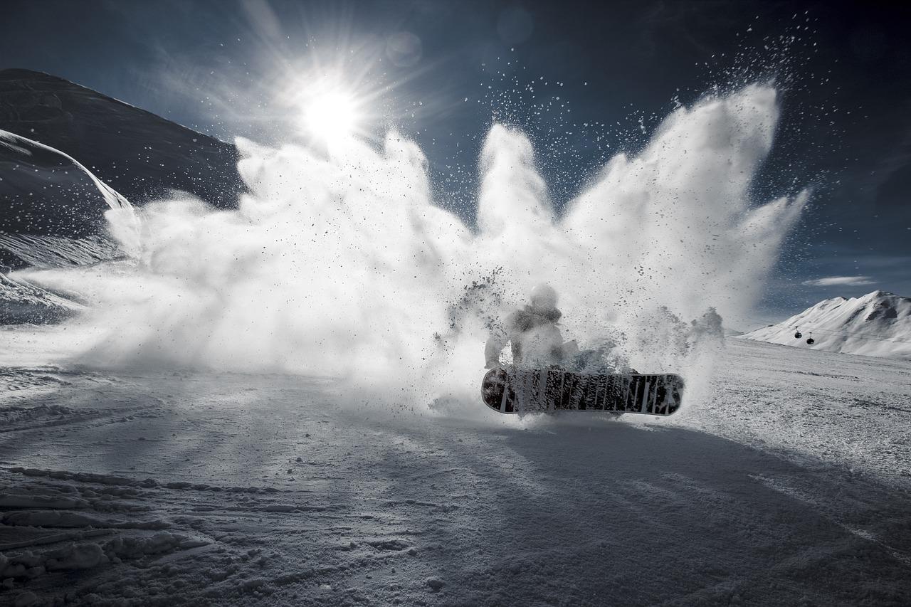 人気のスノーボードクロス平昌オリンピック大興奮の楽しみ方